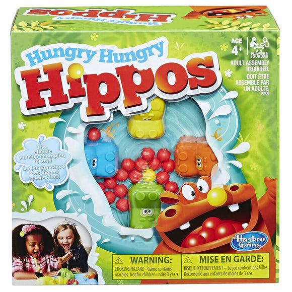 HSB GM HUNGRY HUNGRY HIPPOS