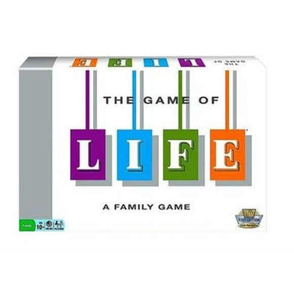 GM THE GAME OF LIFE CLASSIC EDITION