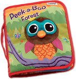 LAMAZE SOFT BOOK PEEK A BOO FOREST