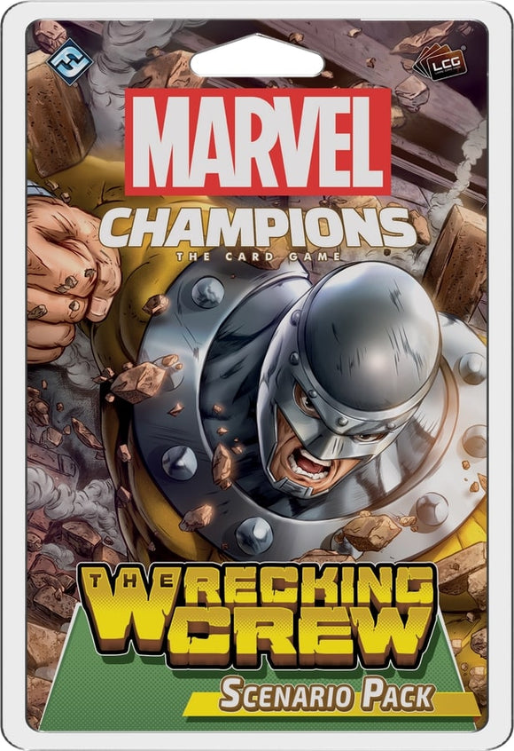 GM MARVEL CHAMPIONS LCG EXP WRECKING CREW