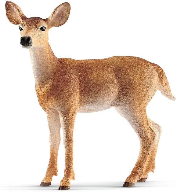 SCHLEICH WHITE TAILED DEER DOE