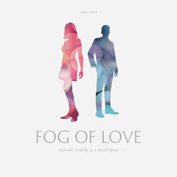 GM FOG OF LOVE ORIGINAL COVER