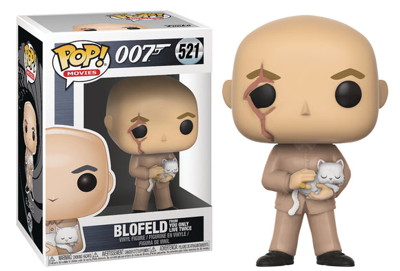 POP! JAMES BOND BLOFELD XDSCX