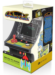 "MY ARCADE 6"" MICRO PLAYER GALAXIAN"