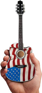 AH GUITAR TOBY KEITH USA FLAG