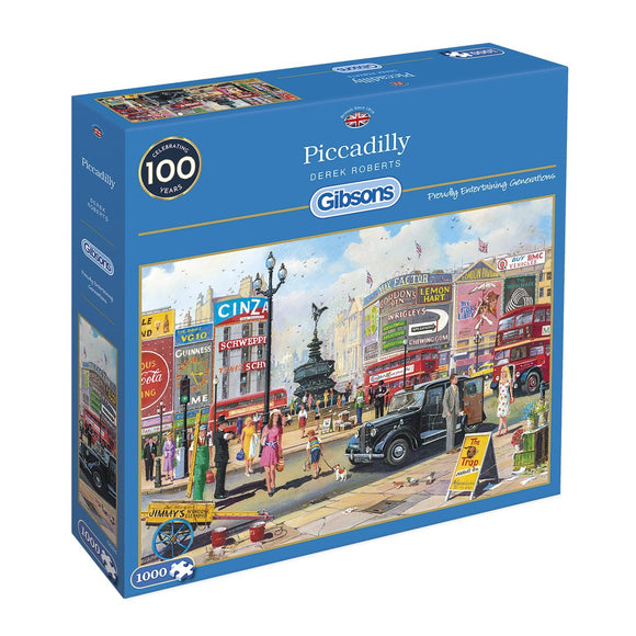 PZ 1000 GB PICCADILLY