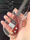 AH GUITAR FOO FIGHTERS DAVE GROHL CLEAR ACRYLIC
