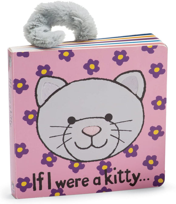 JC BOOK IF I WERE A KITTY GREY