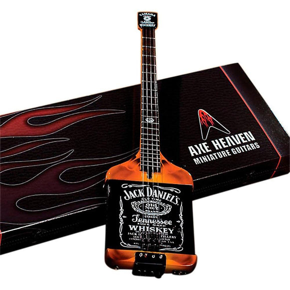 AH GUITAR VAN HALEN MICHAEL ANTHONY JACK DANIELS BASS