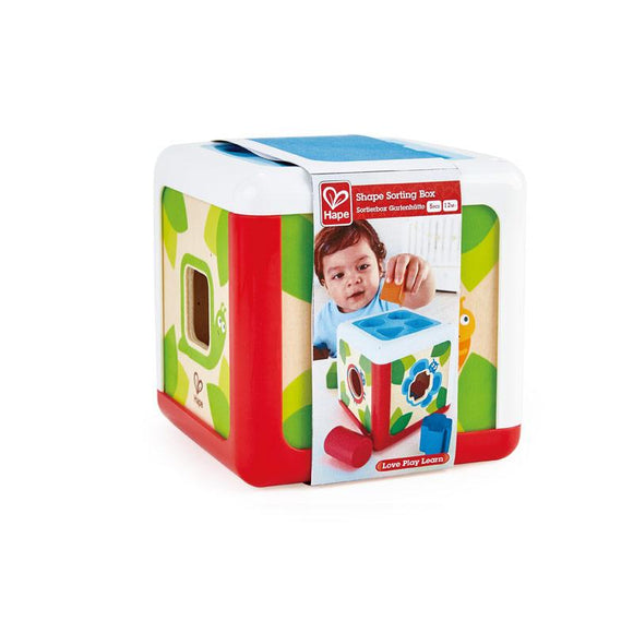 HAPE SHAPE SORTING BOX