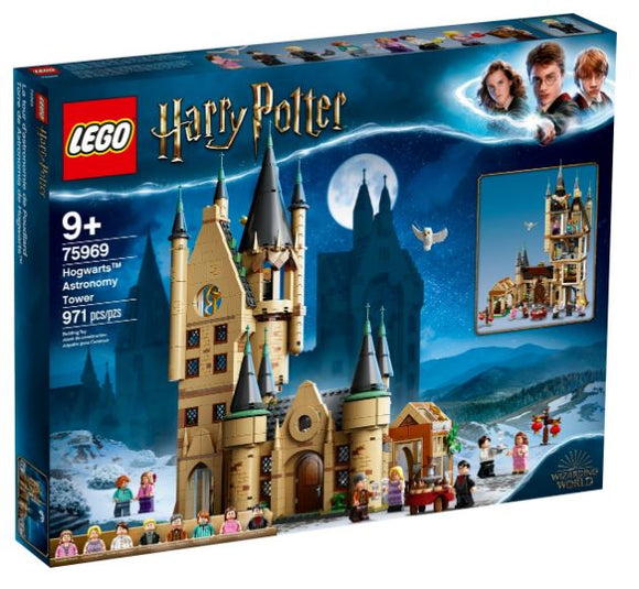 LEGO HP HOGWARTS ASTRONOMY TOWER