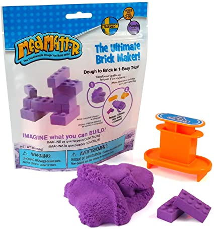 MAD MATTR ULTIMATE BRICK MAKER PURPLE