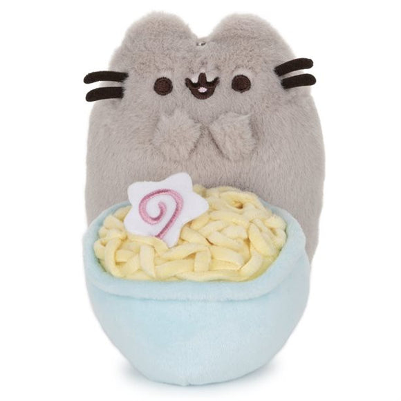 GUND PUSHEEN CELEBRATION RAMEN PLUSH 6
