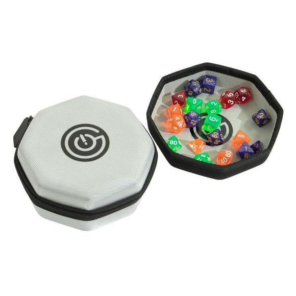 GEEKON DICE CASE & TRAY GREY