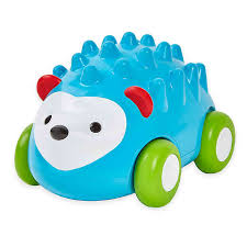 EXPLORE AND MORE PULL AND GO HEDGEHOG CAR