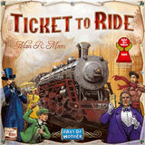 GM TTR TICKET TO RIDE