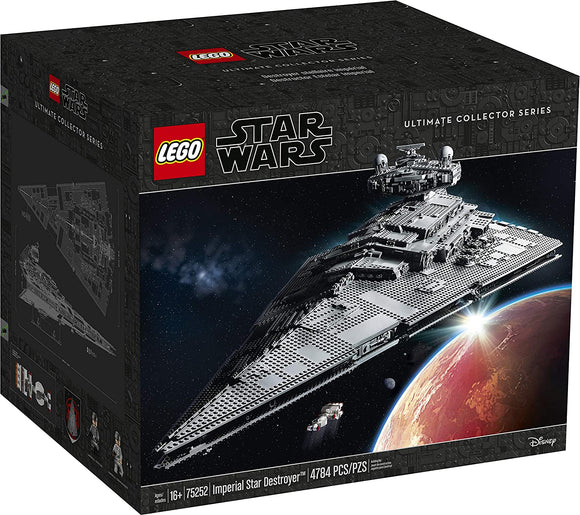 LEGO SW IMPERIAL STAR DESTROYER UCS
