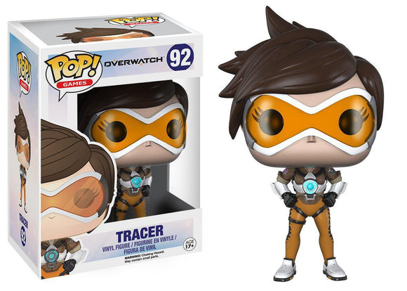 POP! GAMES OVERWATCH TRACER