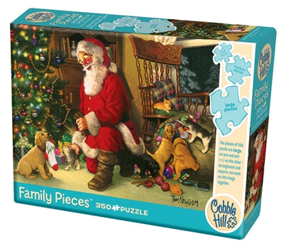 PZ 350 CH FAMILY SANTA'S LUCKY STOCKING