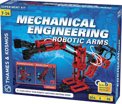TK MECHANICAL ENGINEERING: ROBOTIC ARMS