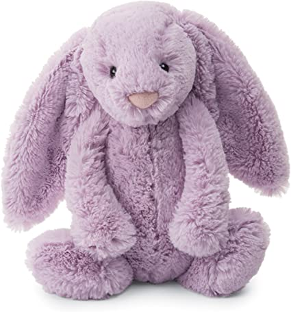 JC BASHFUL BUNNY LILAC SMALL 7