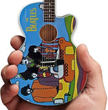AH GUITAR BEATLES FAB FOUR YELLOW SUBMARINE
