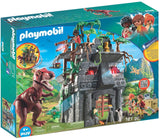 PLAYMB EXPLORERS HIDDEN TEMPLE WITH T-REX TYRANNOSAUR