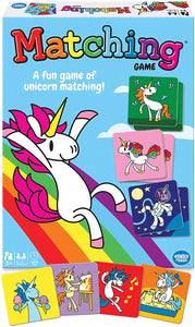 GM WF MATCHING GAME UNICORNS
