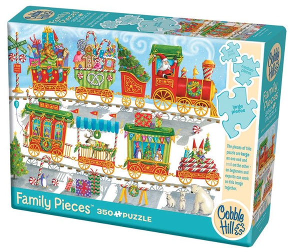 PZ 350 CH FAMILY CHRISTMAS TRAIN