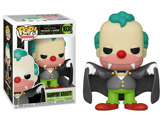 POP! ANIMATION SIMPSONS VAMPIRE KRUSTY
