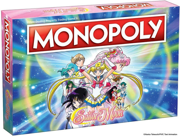GM MONOPOLY SAILOR MOON