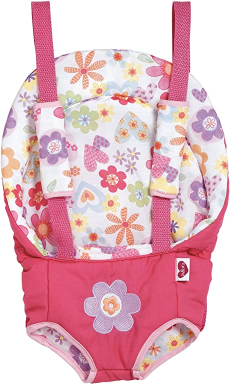 ADORA CARRIER SNUGGLE PINK