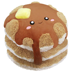 SQUISHABLE FOOD PANCAKES