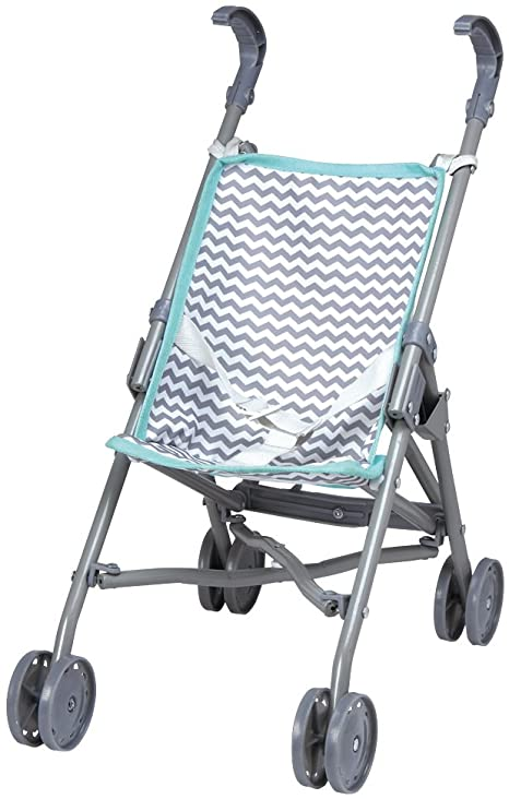 ADORA STROLLER ZIG ZAG STROLLER SMALL UMBRELLA BLUE