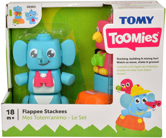 TOMY FLAPPEE STACKEES