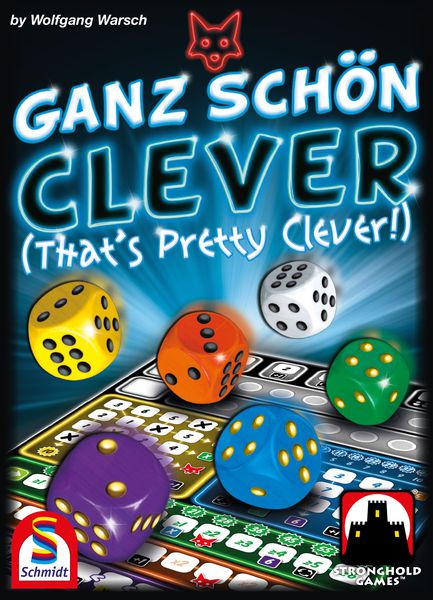 GM GANZ SCHON CLEVER ENGLISH EDITION