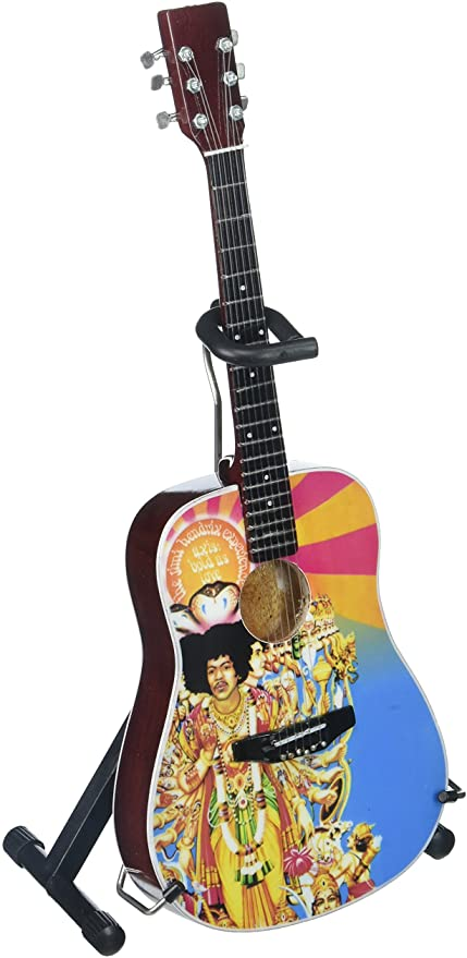 AH GUITAR JIMMI HENDRIX BOLD AS LOVE ACOUSTIC