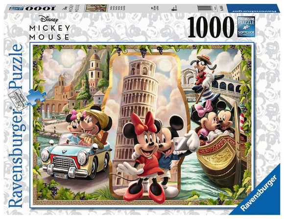 PZ 1000 RV DISNEY VACATION MICKEY AND MINNIE