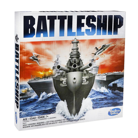 HSB GM BATTLESHIP WHITE BOX