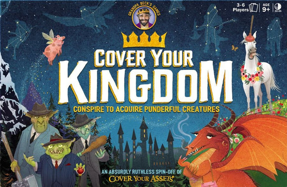 GM COVER YOUR KINGDOM