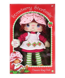 "STRAWBERRY SHORTCAKE 13"" DOLL"