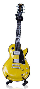 AH GUITAR JOE BONAMASSA STYLE GOLD ELECTRIC