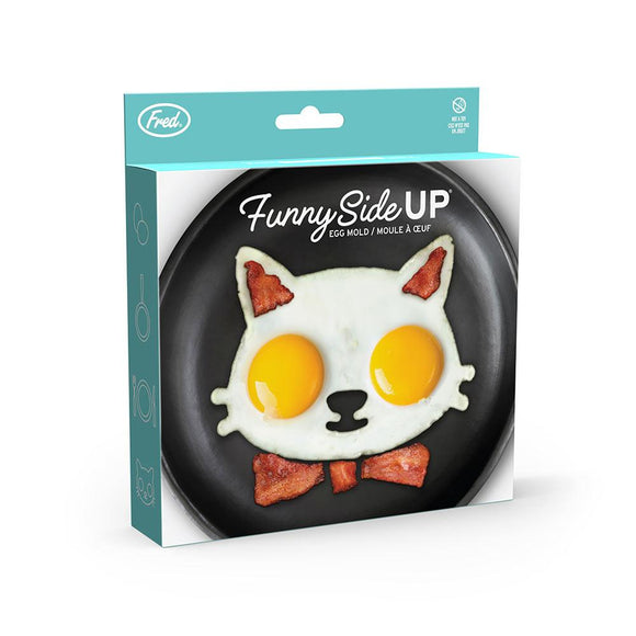 FRED FUNNY SIDE UP MOLD CAT