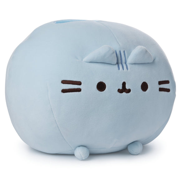 GUND PUSHEEN SQUISHEEN ROUND BLUE 11