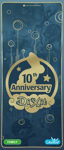 GM DIXIT EXP 10TH ANNIVERSARY