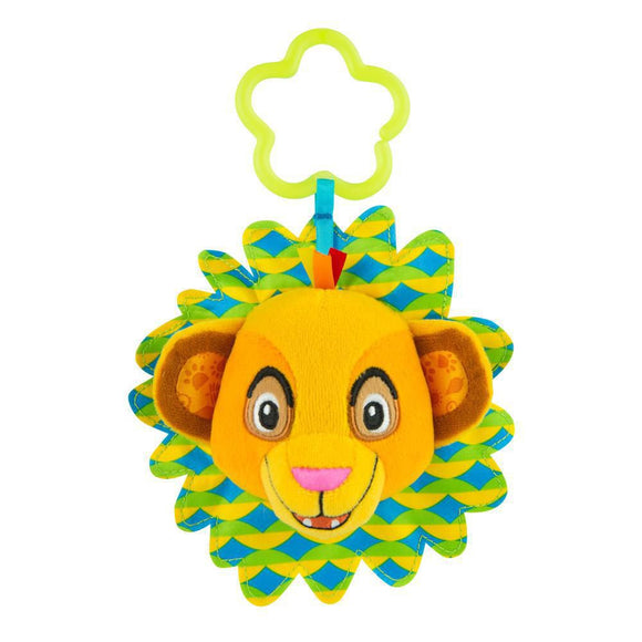 LAMAZE DISNEY LION KING RATTLE SIMBA
