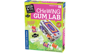 TK GEEK CO CHEWING GUM LAB