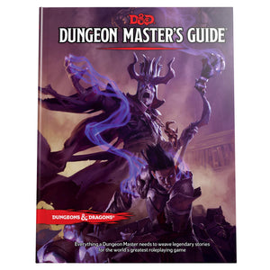 D&D 5E BOOK DUNGEON MASTERS GUIDE