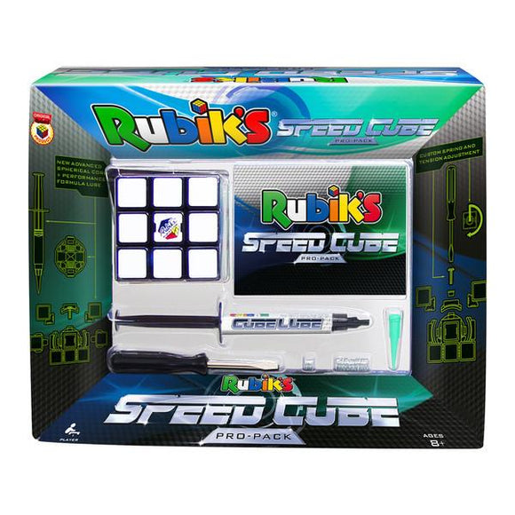 RUBIKS 3X3 SPEED CUBE