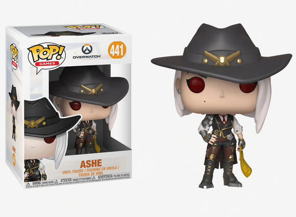 POP! GAMES OVERWATCH ASHE